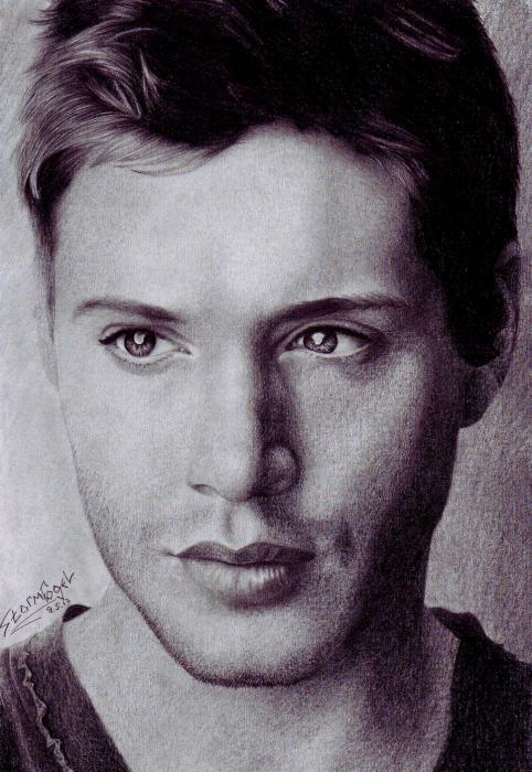 Jensen Ackles by Stormfogel